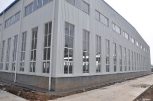 Prefabricated Light Steel Structure Installation, Warehouse & Workshop (DG2-019) pictures & photos