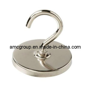 Strong Power Neodymium Magnetic Hook pictures & photos