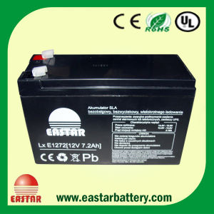 Sealed Lead Acid Battery 12V 7ah for UPS (EA-12-7) pictures & photos