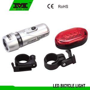 Waterproof Bike Lamp 9205 with 10 LEDs
