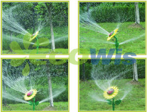 Lawn Sunflower Sprinkler Garden Sprinkler pictures & photos
