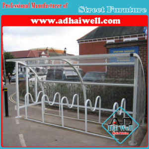 Motorcycle Shelter with Battery Charge pictures & photos