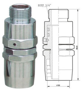 Hose Swivel, Used for Connecting The Nozzle and The Hose, Fuel Nozzle