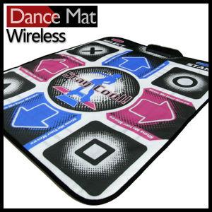 32 Bit 16 Bit Wireless Dance Mat Dancing Pad