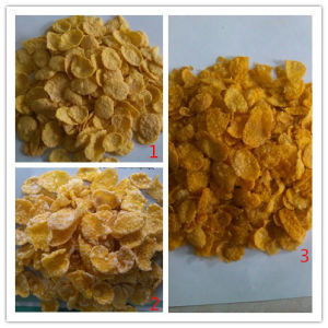 Roasted Kellogg′s Corn Flake Making Machine pictures & photos