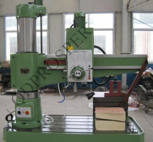 Ce Large Sized Radial Drilling Machine (Z3080 Z3063) pictures & photos