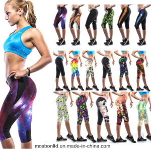 2016 Sexy Yoga Sports Leggings Training Pants pictures & photos