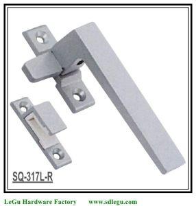 Square Type Aluminium Window Handle Sq-317L/R pictures & photos