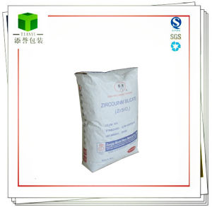 25kg Printed White Cement Bag Paper Packaging pictures & photos