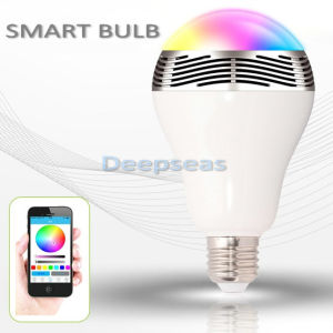 Smart Home Device Bluetooth LED Speaker