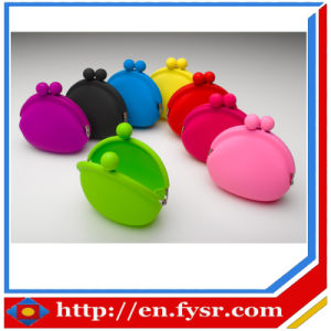 Mini Silicone Coin Purse (FY-400)