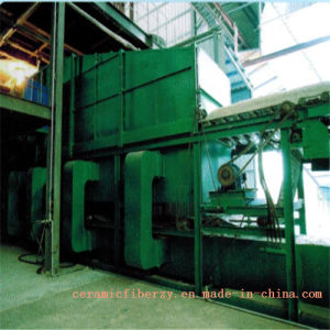 10000 Ton Ceramic Fiber Blanket Production Line pictures & photos