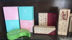 Beautiful Custom Printed Paper Boxes for Gifts (FLB-9323) pictures & photos