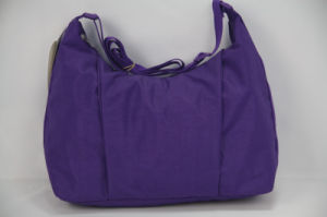Casual Polyester Shoulder Bags for School pictures & photos