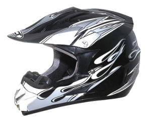 Motorcycle Motorbike Scooter Full Face Cross Helmets off Road Helmet (HDC-1001) pictures & photos