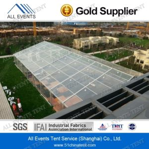 Marquee Tent with Clear PVC Roof pictures & photos