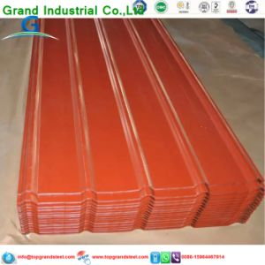 Bwt 32 Aluzinc Profiled Corrugated Wavy Galvanized Metal Roofing Tiles Sheets pictures & photos