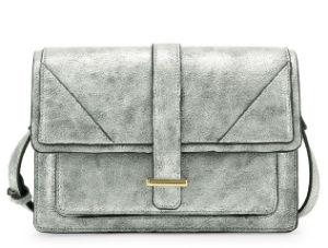 Leather Crossbody Handbags Black (LDO-15291) pictures & photos