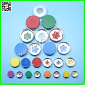20mm Aluminum Plastic Cap for Vials pictures & photos