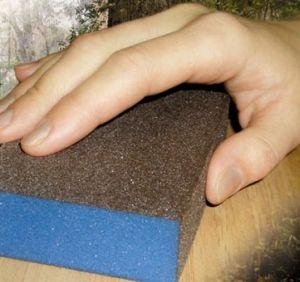 Sanding Foam Block (FPS222) (SGS certificate) pictures & photos