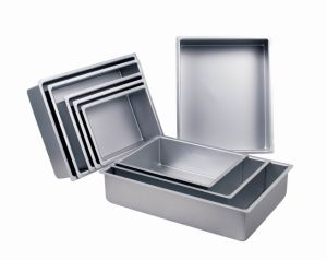 Bakeware Aluminum Anodized Oblong Cake Pan (MY2467A-MY2475A) pictures & photos