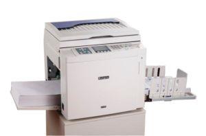 Max. A3 Original & B4 Master Digital Duplicator (VR-4345)