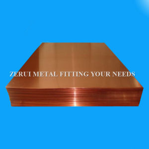 1m Width C12200 Copper Sheet for Decorative pictures & photos