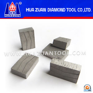 Huazuan Diamond Segment for Stone Cutting pictures & photos