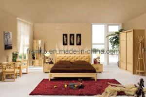 Modern Bed Bedroom Set (RCW110)