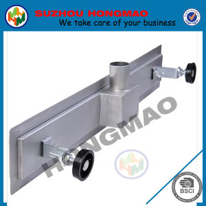 Side Outlet Prefabricated Vertical Shower Drain Grate