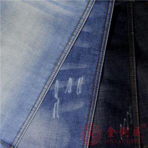 Qm2504A-5 Denim Jeans Fabric pictures & photos