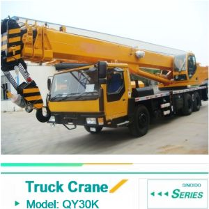2016 New 35ton Truck Crane Qly35 with Best Price