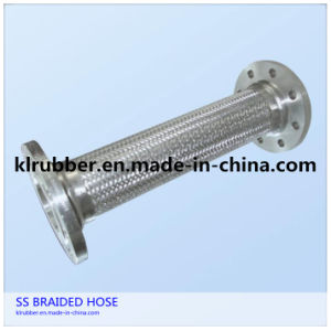 Heat Resistant Materials Stainless Steel Braided Hose pictures & photos
