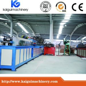 Real Factory Automatic Gypsum T Bar Roll Forming Machine pictures & photos