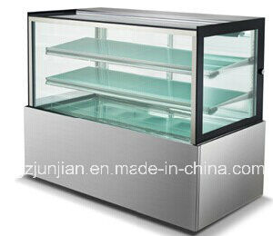 Hot Sale Cake Display Showcase /Glass Cabinet Showcase pictures & photos