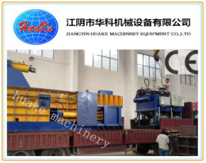CE SGS Y81f-315 Safe Metal Press Recycling Baler pictures & photos