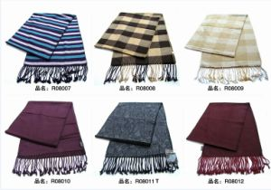 New Design Viscose Scarf (08007-08012) pictures & photos