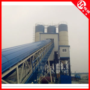 Hzs90 (90m3/h) Mini Ready Mixed Concrete Mixing Plant Computer Control pictures & photos