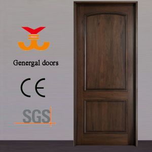 Finished Solid Wood Exterior Door pictures & photos