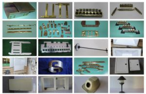 Punching Metal Products for Electrical Parts Electrical Terminal pictures & photos