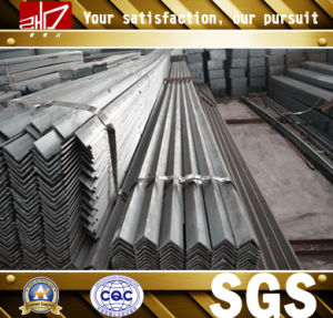 Hot Rolled Mild Angle Steel Bar pictures & photos
