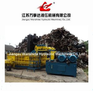 CE and SGS Type Scrap Metal Baler pictures & photos