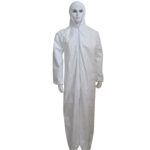 Disposable Coverall, PP Coverall, Protective Gown