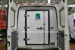 Dongfeng/DFAC Yufeng 136 HP 4X2 Dongfeng Refrigerated Van/Bus pictures & photos