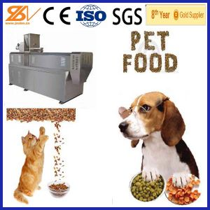 Best Quality Competitive Price Automatic Dog Feed Processing Machinery pictures & photos