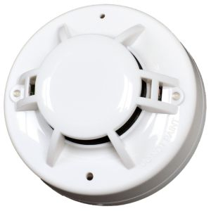 Smoke and Heat Detector with Relay Output Fire Alarm