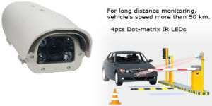 Super Security CCD 700tvl CCTV/IP Lpr/Anpr Camera with 6~60mm Lens pictures & photos