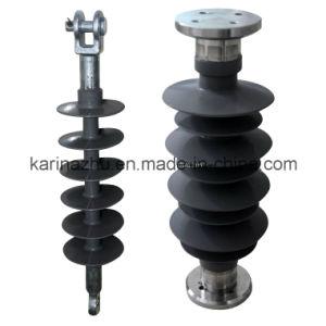 High Voltage Composite Suspension Post Insulator pictures & photos