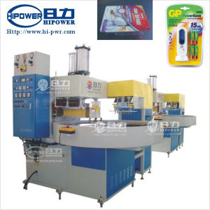 High Frequency Plastic Welding and Cutting Machine