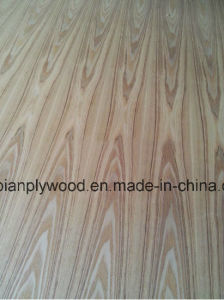 Natural Veneer Face and Back, BB/CC Grade Plywood pictures & photos